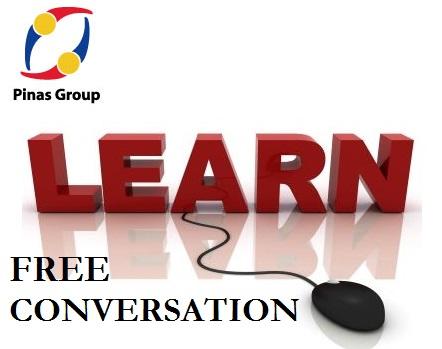 Free Conversation Lesson
