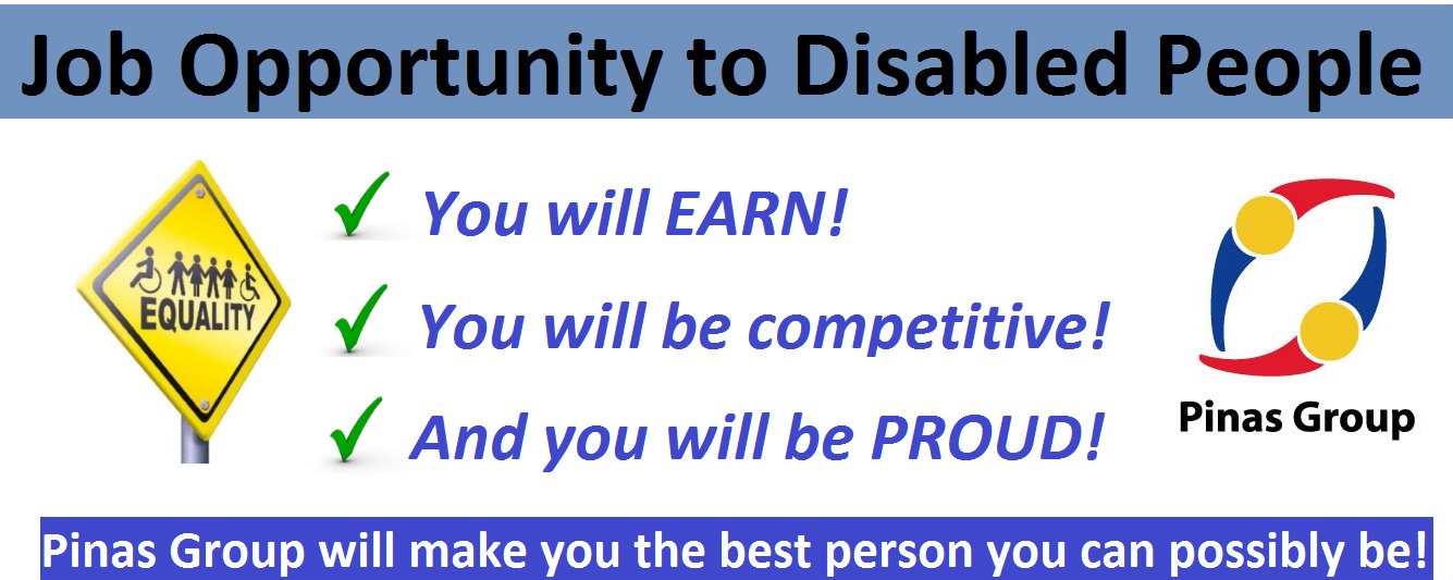 Careers and Work for Disabled People