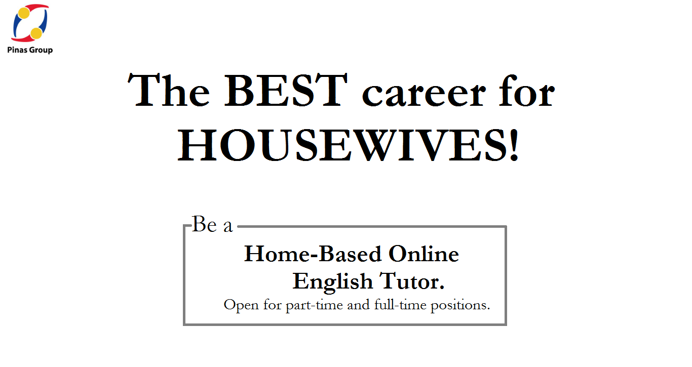 The BEST Career for HOUSEWIVES,online jobs