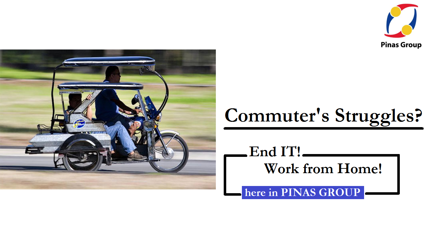 End your struggle from commuting!