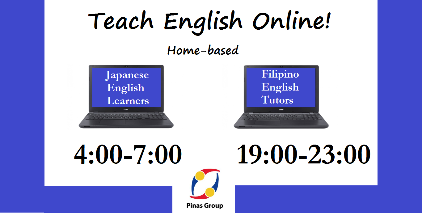 Japanese English Learners and Filipino English Tutors
