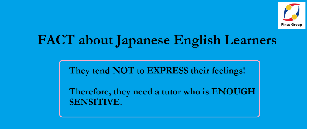 FACT about Japanese English Learners