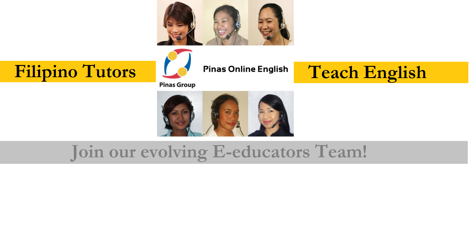 Join our E-educators evolving TEAM! Home based online teaching
