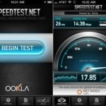 Online Broadband internet speed test