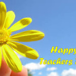 Hats off to all teachers in the world!