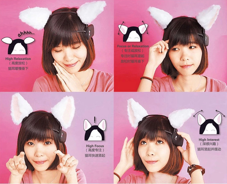 Necomimi-Mood-Cat-Ears-Mind-Cat-Ears-Brain-Wave-Emotion-Controlled-Intelligent-Control