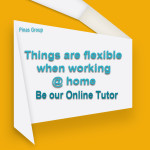 WE'VE GOT YOU A HOME BASED JOB.APPLY NOW! NEED PART TIME ENGLISH TUTORS
