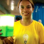 No more fuel! Young entrepreneur creates lantern that runs on ocean water