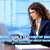Pinas Group the best choice for Teachers of English