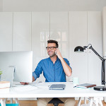 Seven tips to get work done from home