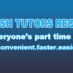 Pinas Group-Job Vacancy Home based online tutors, Philippines