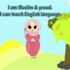 Islam women surely become excellent Teacher of English language