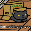 Turns out this knowledgeable Neko Atsume cat is kind of jerk
