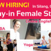 NOW HIRING! – Stay-in Female Staff in Silang Cavite