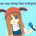 Do you enjoy singing? Hiring Tutor of English Songs