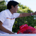 "Policymaking enthusiast Vice President Candidate Senator Ferdinand ""Bongbong R.Marcos Jr. challenge himself"