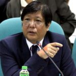 "Republic of the Philippines Senator Ferdinand ""Bongbong E. Marcos has set his eyes on highly-worthwhile complain"