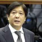 "Policymaking enthusiast Vice President Candidate Senator Ferdinand ""Bongbong R.Marcos Jr. has challenged himself"