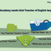 Pinas Academy needs Teachers of English language
