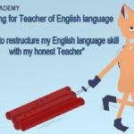 Hiring honest Teacher of English language for Japanese businessmen and businesswomen